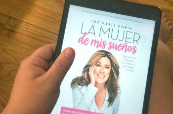 """Frases de l libro """"La mujer de mis sueños"""" por Luz Maria Doria"""