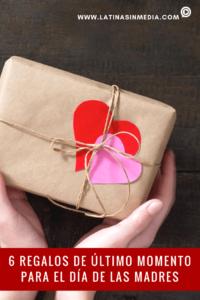 6 regalos de último momento para el Día de las Madres
