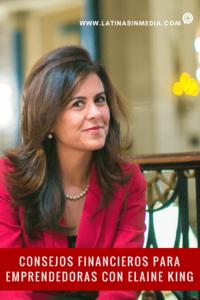 Consejos financieros para emprendedoras con Elaine King