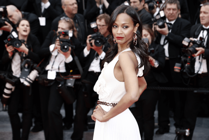 Zoe Saldana launches BeSe, a digital media company to empower Latinos