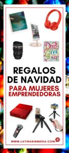 Regalos de Navidad para mujeres emprendedoras - Latinas in Media