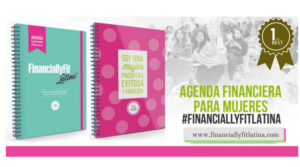 FinanciallyFitLatina Agenda | 5 powerful tips for financial success in 2018 with Alexandra Ramirez