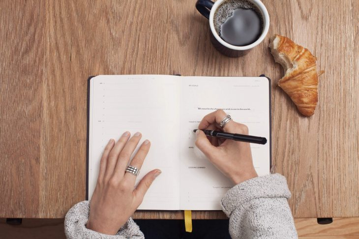 5 Quick and Creative ways to set your goals this January by Pam Covarrubias | Latinas in Media